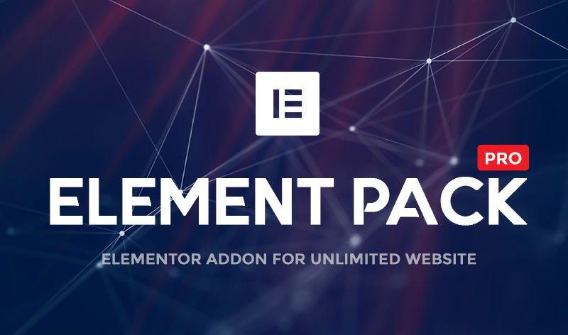 Element Pack Pro for Elementor